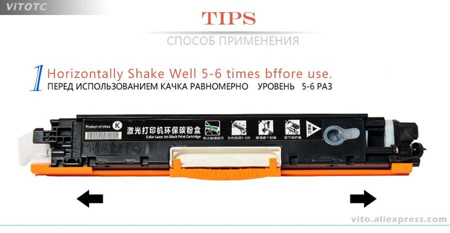 Toner de Cor Compatível para HP Color