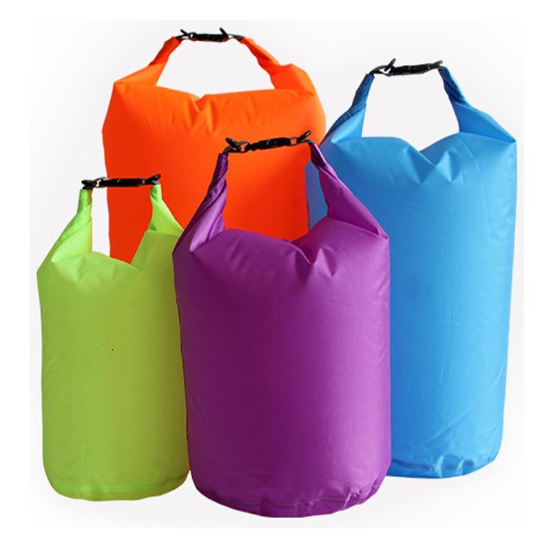 Водонепроницаемая сумка для плавания, рафтинга, лодок, 10 л, 20 л