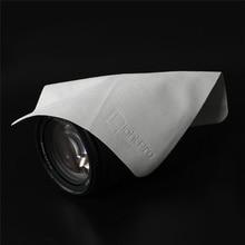 Объектив камеры сверхтонкая замшевая салфетка для очистки экрана стекло объектив очиститель для Canon Nikon sony УФ-фильтр CPL iPhone планшетный компьютер