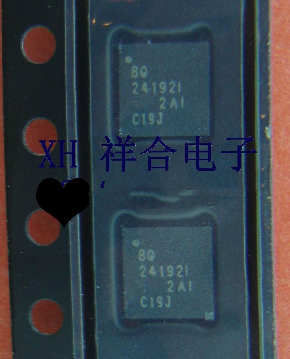 2pcs/lot BQ24192IRGER IC BATT CHARGE MGMT 24QFN 24192 BQ24192 BQ24192I good quality free shipping