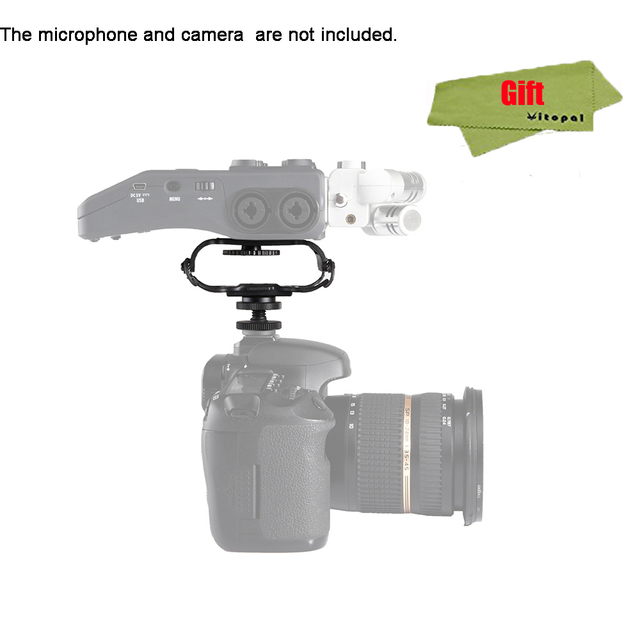 US $25 0 |Microphone Shockmount for Zoom H4n/H5/H6, for Sony Tascam DR  40/DR 05 Recorders-in Underwear from Mother & Kids on Aliexpress com |  Alibaba