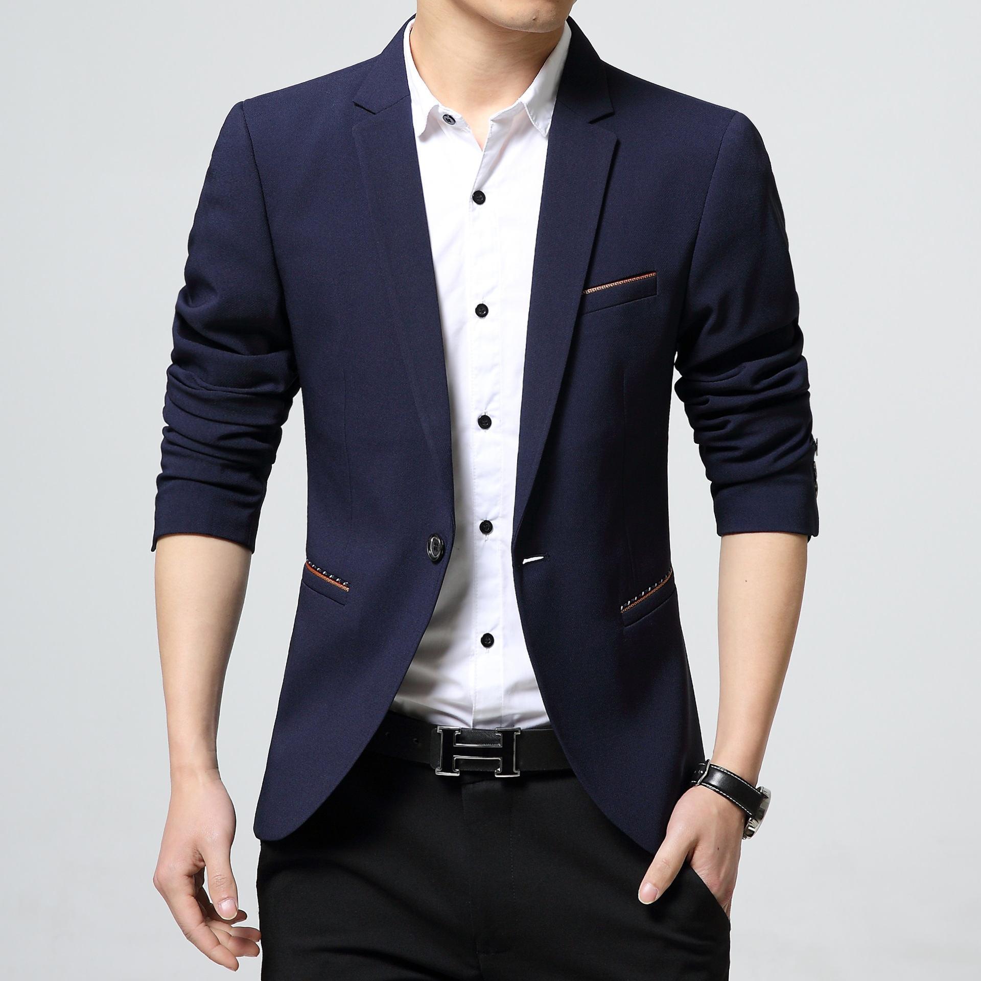 Latest Coat Design Wedding Dress For Men Casual Blazer Suit Jacket Men Party Wear Korean Suit Slim Fit Mens Blazers New Arrivals мужские кожанные куртки с косой молнией