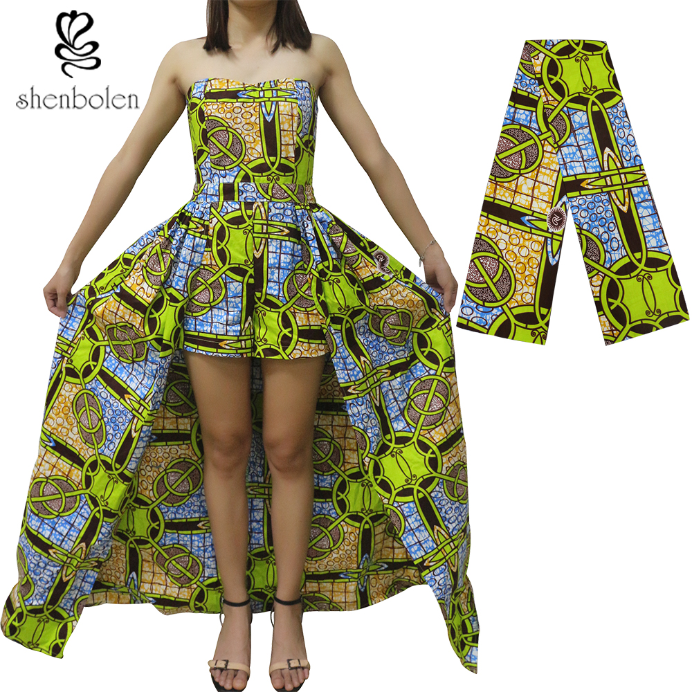 Shenbolen New Fashion African Dresses For Wome Sexy Tube