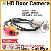 17hot Metal Mini Hd 1 3cmos Real 1200TVL Cctv MINI Camera 3 6mm LENS Security Surveillance