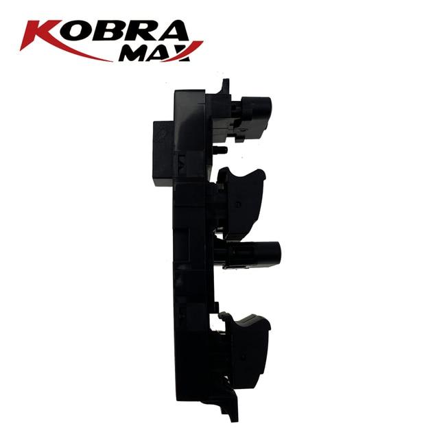 Kobramax samochodu podnośniki szyb przełącznik sterowania lewym przednim przełącznik 1JD959857 dla Volkswagen samochodowych profesjonalne akcesoria samochodowe