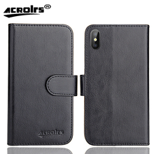 NOA Primo 4G Case 2019 6 Colors Dedicated Leather Exclusive Special Phone  Crazy Horse Cover Cases Card Wallet+Tracking