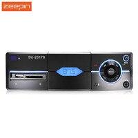Zeepin 1 Din Car Radio Player Bluetooth Car MP3 Player FM Aux USB TF Auto Audio