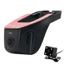 Car DVR DVRs Registrator Dash Camera Cam Digital Video Recorder Camcorder 1080P Novatek 96655 IMX 322 WiFi Hidden installation