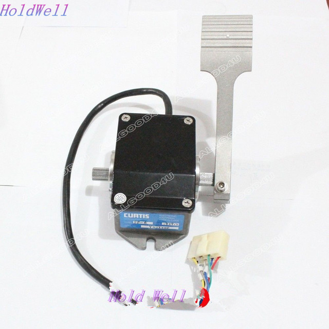 JSQD 124/001 0 5 V Elektronische Fuß Pedale Gabelstapler Drossel Für ...