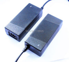 Free shipping 27v 1.7a ac power adapter 27 volt 1.7 amp 1700ma EU plug input 100 240v DC port 5.5×2.1mm Power Supply