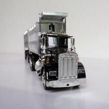 1/43 изящная модель Kensworth самосвал Американский длинный Головной Грузовик Коллекция дисплей модель сплава литье игрушечный грузовик