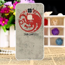 Game of Thrones Soft TPU Cases for Asus Zenfone 3 Max