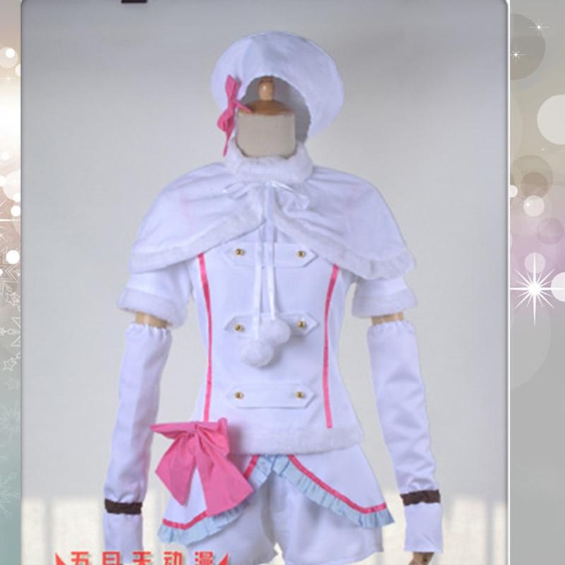 Aime Vivre! Halation des neiges Umi Sonoda Cosplay Costume ensemble complet tenue Lolita Costumes robe Costumes