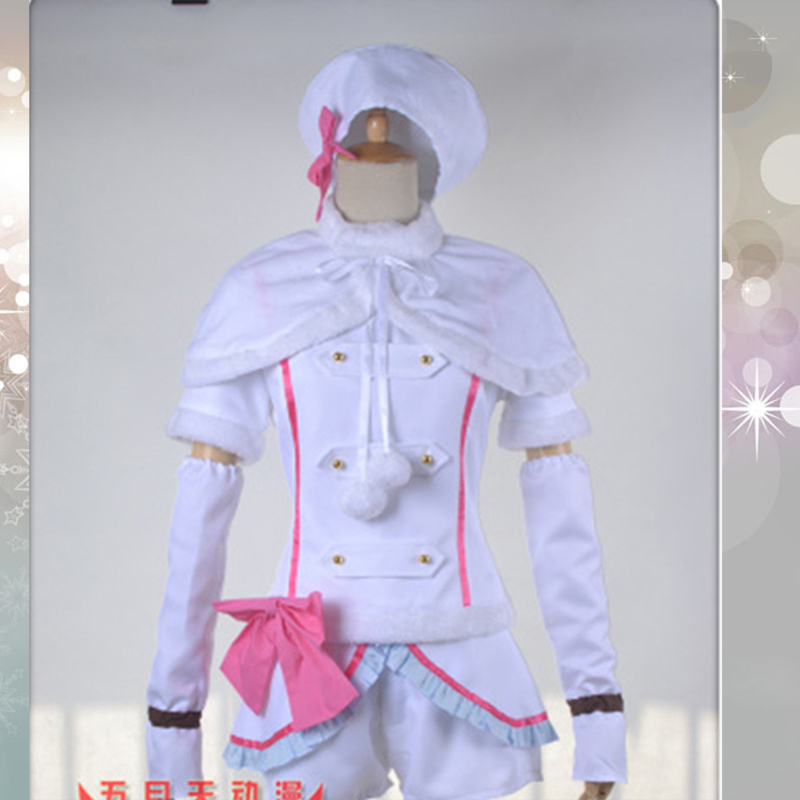 Love Live! Snow Halation Umi Sonoda Cosplay Costume Full Set Outfit Lolita Suits Dress Costumes