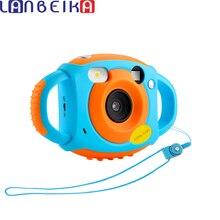LANBEIKA Mini Digital Kids Cameras 5MP HD Projection photo D