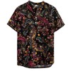 Hawaiian Linen Men Shirts  1