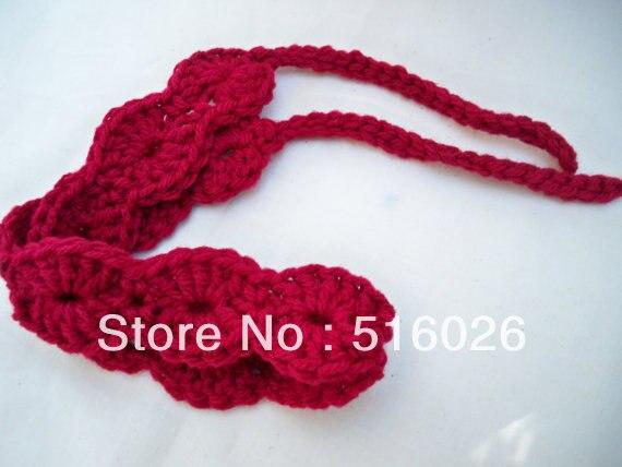 free shipping Fashion Crochet Headband, Halo Headband,Girls Hair Band, Head Accessories, fashion hairewear 10pcs/lot