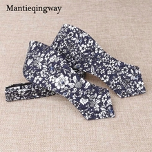 Mantieqingway Party Mens Suits Self Tie Bow Tie Wedding Groom Paisley Leopard Women Gourd Bowtie Neckwear Papillon Ties for Men