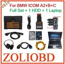 V2017.03 For BMW ICOM A2 +laptop Newest ICOM A2+B+C for BMW Auto Diagnostic & Programming scanner with engineers model icom a2(China (Mainland))