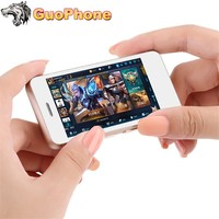 Melrose S9X Mini Android Phone Cheap 2.5 MTK6580A Quad Core 1GB 8GB Android 6.0 Super Shockproof Dustproof Small Smart Phone
