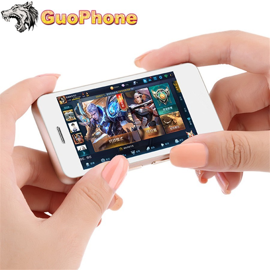 Melrose S9X Mini téléphone Android pas cher 2.5