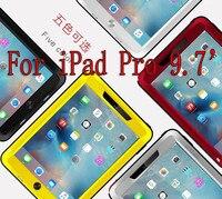 Love Mei Shockproof Waterproof Case Cover For IPad Mini 1 2 3 4 IPad 2 3