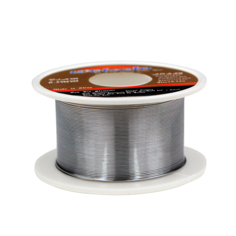 Solder wire with flux rosin core 0.3mm 30g 63/37 no resique welding Tin for soldering iron welding station solder wires