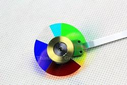 Nowy zamiennik do projektora NEC NP210 + V3000X + projektor wysokiej jakości kolor koła 1 PC