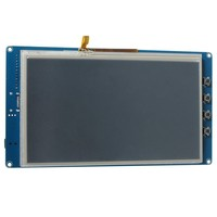 New 7 Inch HDMI LCD Module 800x480 Capacitive Touch Screen LCD For Raspberry Pi 2