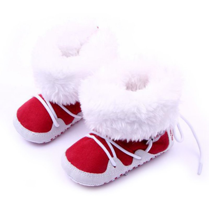 2017-Baby-Shoes-Winter-Warm-Snow-Boots-Fleece-Soft-Soled-Crib-Toddler-Sneakers-First-Walkers-New-5