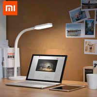 Xiaomi Yeelight Led lámpara de escritorio regulable luces plegables ajuste táctil lámparas flexibles 3 W ahorro de energía para xiaomi smart home kits