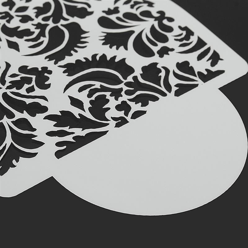 Kuchen Schablone Blumen design Neuen Stil Für Hochzeit Fondant ...