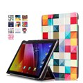 O projeto original cor pintado magnetic smart cover para asus zenpad 10 z300 z300c casos tablet pu leather case zenpad 10 Z300