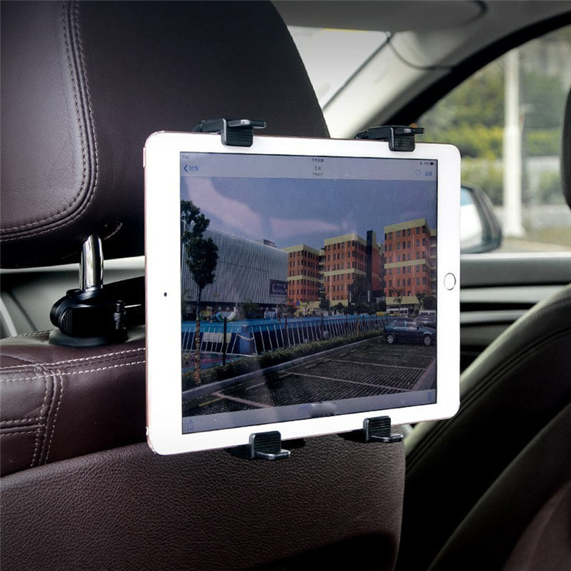 car-styling car accessories de autos Car Back Seat Headrest Mount Holder For iPad AIR Tablet For SAMSUNG PC Stands