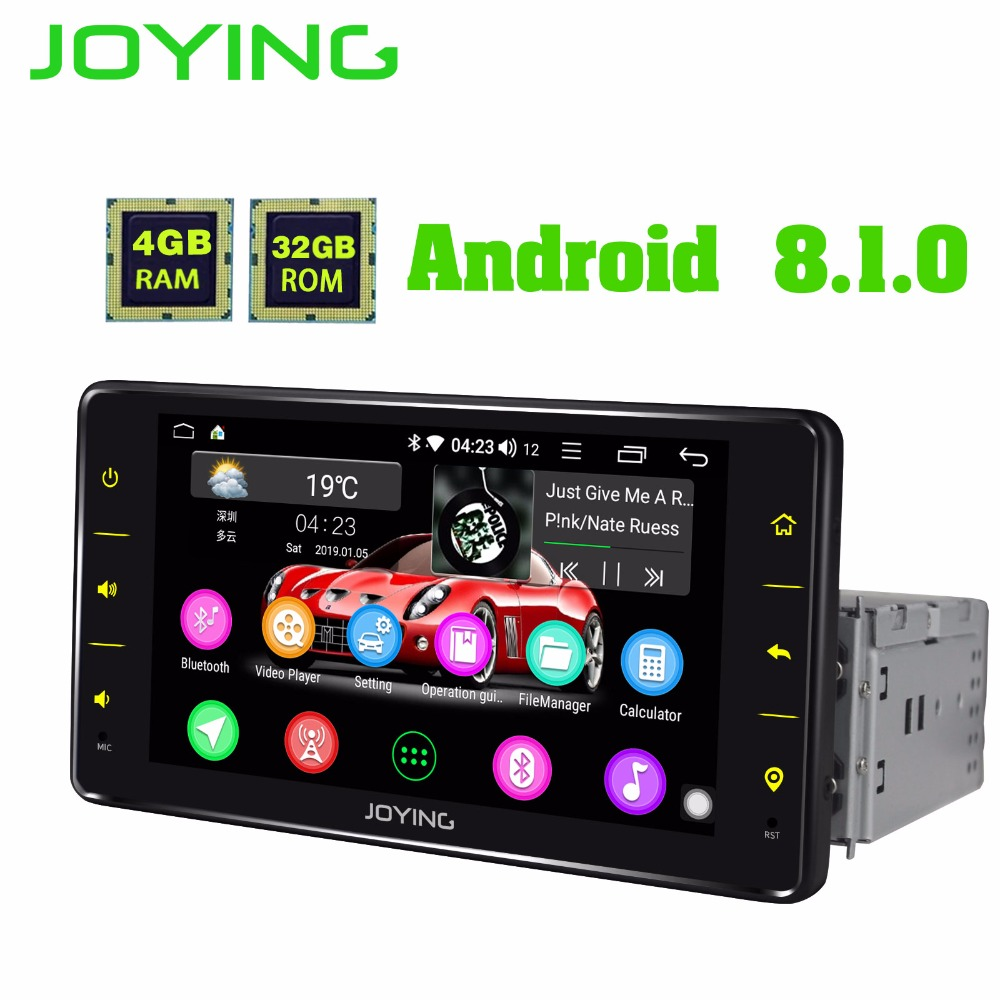 Android 8.0 Avtomobil Stereo 4GB HD Ekran DVD DVD pleerində 2 - Avtomobil elektronikası - Fotoqrafiya 2