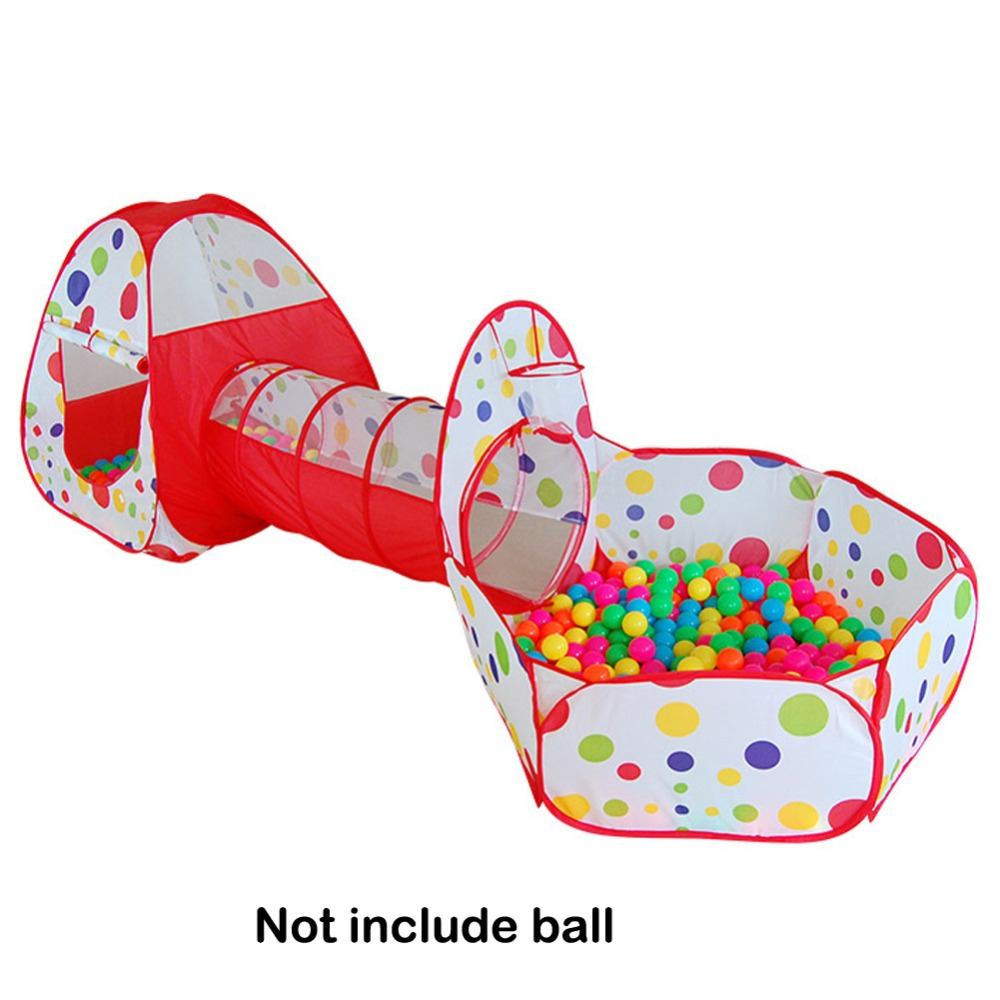 HTB19YtXa2LsK1Rjy0Fbq6xSEXXaJ 37 Styles Foldable Children's Toys Tent For Ocean Balls Kids Play Ball Pool Outdoor Game Large Tent for Kids Children Ball Pit