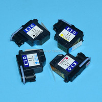 Printer head for hp 11 printhead one set + cleaning tools one set for hp designjet print head 500 500ps 510 800 100 110 11