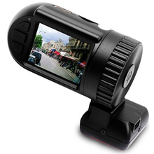 Автомобиль Камера мини 0801 S цифрового видео Регистраторы dashcam обновления мини 0801 Full HD 1080 P + G-Сенсор + обнаружения движения + Супер Конденсаторы