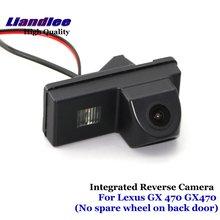 цена на Liandlee For Lexus GX 470 GX470 Car Rearview Reverse Camera Backup Parking Rear View Camera / Integrated SONY CCD HD