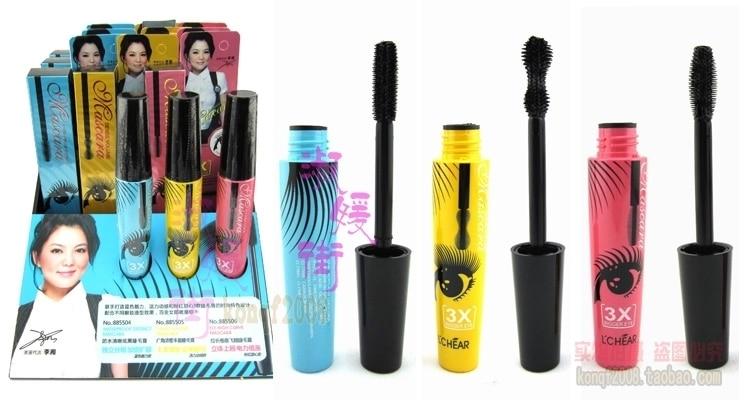 Mascara crispate 3x long wide angle waterproof 88550456 turbidness hyun black