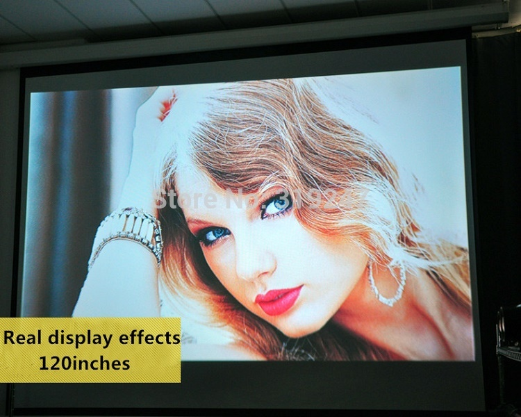 Zvuk zvuka Najveći LED svjetlovodni projektor Full HD LED, projektor - Kućni audio i video - Foto 6