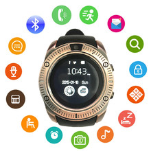 Smart Watch G3 support Nano SIM Card and TF Card With Whatsapp and Facebook Twitter APP smartwatch on sale for iPhone HTC Xiaomi(China)