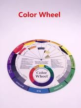 1Pcs Tattoo Permanent Makeup Accessories Color Wheel