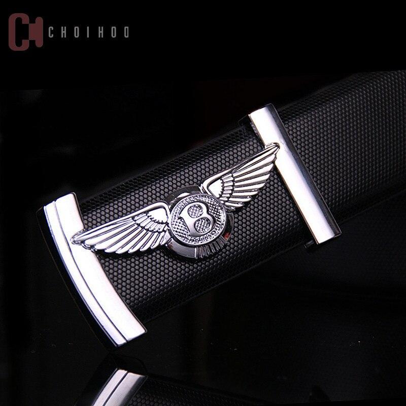 El nuevo 2017 diseño de alta calidad bentley agio cinturón de cuero - Accesorios para la ropa