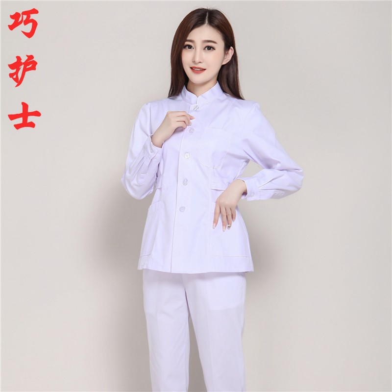 Medical dress, winter wear, long sleeves, long sleeve nurses uniform, doctors and nurses ...