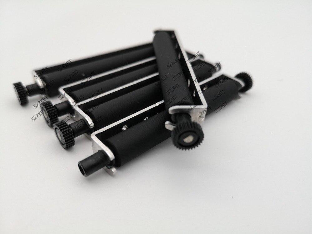 LTPH245D C384 E thermal printhead roller cash register said print head roller LTPH245 transfer shaft Paper