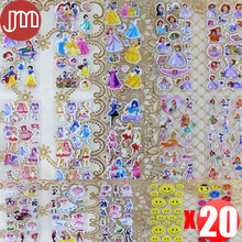 New 20 Sheet Stickers Cartoon Anime Decal For Notebook Loptop Fridge Skateboard Scrapbook Book Albums Wall