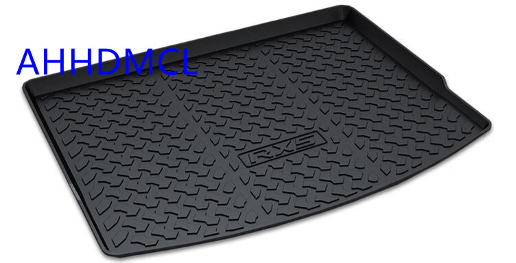 Car Trunk Mat 3D TPO Trunk Pad Tail Box Cushion Rug Cargo Liner Carpet For Roewe