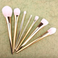 2017 NEW 7pcs High Quality Eyeshadow Make Up Brushes Pincel Maquiagem Techniqueing Professional Makeup Brush Powder