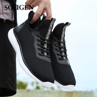 Ons Men Sport Shoes Male Shoes Adult Winter Sneakers for Men Casual Walking Shoe Plus Size 14 Big Large Size Krasovki Footwear